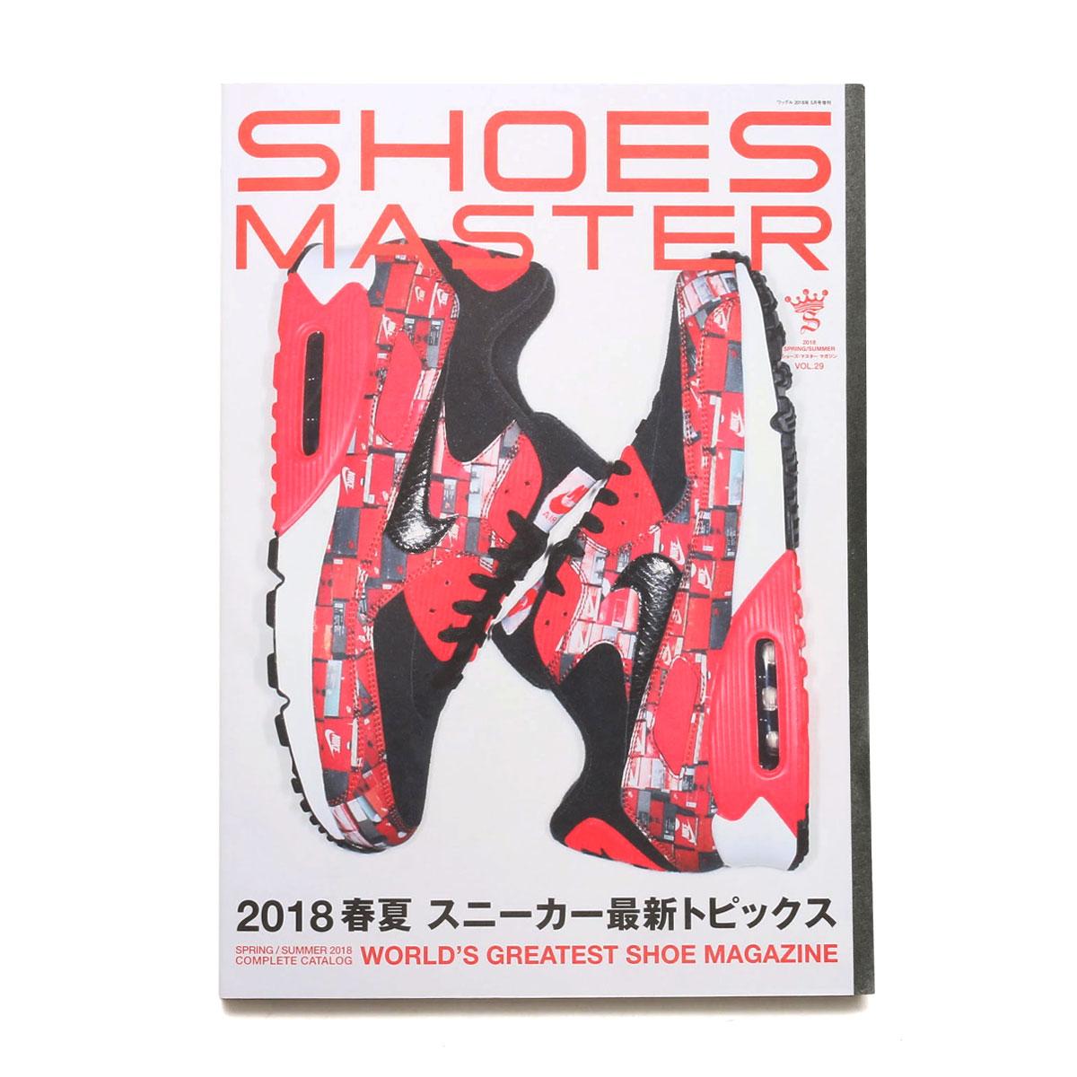 雑誌 『SHOES MASTER vol.29』 掲載